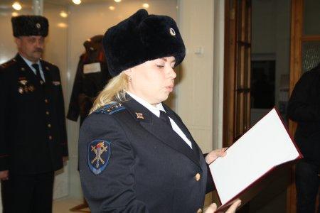 В Ангарске молодые сотрудники приняли торжественную Присягу на верность России