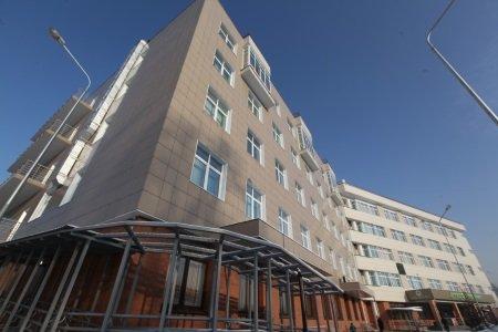 В Иркутске открыли новое здание детской поликлиники №9