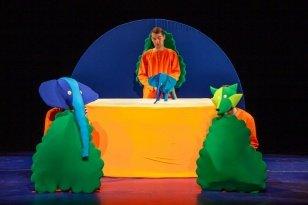 Театр кукол «Аистенок» открывается для зрителей