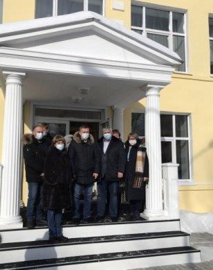 Зиминская музыкальная школа, пострадавшая от грунтовых вод в 2019 году, готова к открытию после капитального ремонта - Иркутская область. Официальный портал