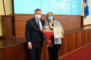 В Иркутске отметили 101-ю годовщину областной комсомольской организации