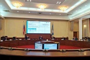 В Правительстве области обсудили вопросы взаимодействия с Санкт-Петербургской Международной Товарно-сырьевой Биржей
