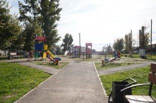Более 20 млн рублей направили на благоустройство общественных пространств в селе Оса