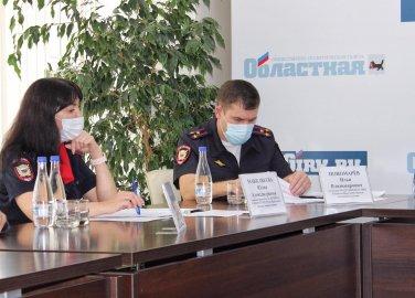 Сотрудники Главного управления МВД России по Иркутской области приняли участие в обсуждении вопросов реализации закона о тишине