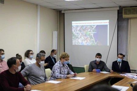 В администрации Иркутска обсудили строительство храма в микрорайоне Приморский
