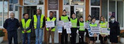 В Белгородской области «патруль отцов» проконтролировал соблюдение ПДД школьниками