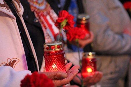 В Иркутске почтили память жертв терроризма